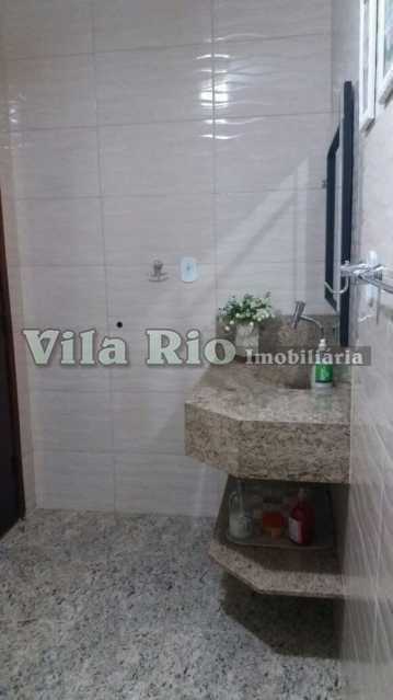 BANHEIRO1.2 - Casa 2 quartos à venda Honório Gurgel, Rio de Janeiro - R$ 390.000 - VCA20014 - 22