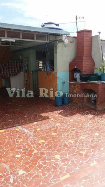 CHURRASQUEIRA - Casa 2 quartos à venda Honório Gurgel, Rio de Janeiro - R$ 390.000 - VCA20014 - 25