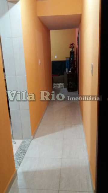 CIRCULAÇÃO - Casa 2 quartos à venda Honório Gurgel, Rio de Janeiro - R$ 390.000 - VCA20014 - 26