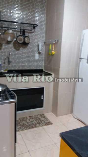 COZINHA - Casa 2 quartos à venda Honório Gurgel, Rio de Janeiro - R$ 390.000 - VCA20014 - 27