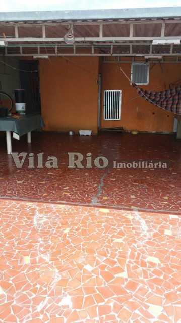 TERRAÇO - Casa 2 quartos à venda Honório Gurgel, Rio de Janeiro - R$ 390.000 - VCA20014 - 31
