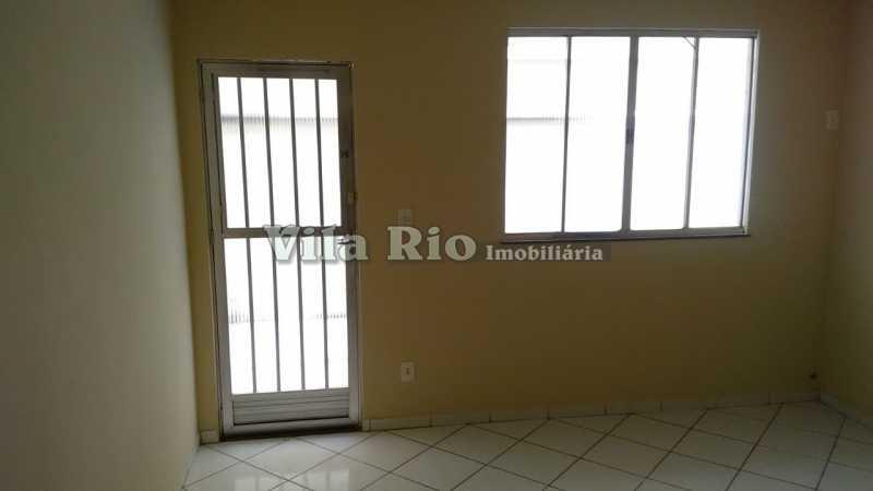 SALA 3 - Casa 2 quartos para alugar Vista Alegre, Rio de Janeiro - R$ 1.200 - VCA20016 - 1