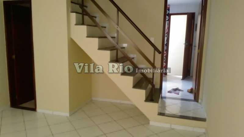 SALA - Casa 2 quartos para alugar Vista Alegre, Rio de Janeiro - R$ 1.200 - VCA20016 - 3