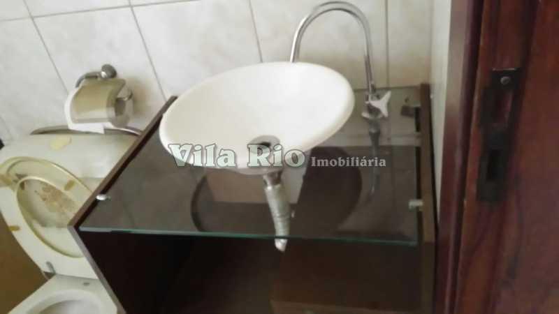 BANHEIRO 2 - Casa 2 quartos para alugar Vista Alegre, Rio de Janeiro - R$ 1.200 - VCA20016 - 8
