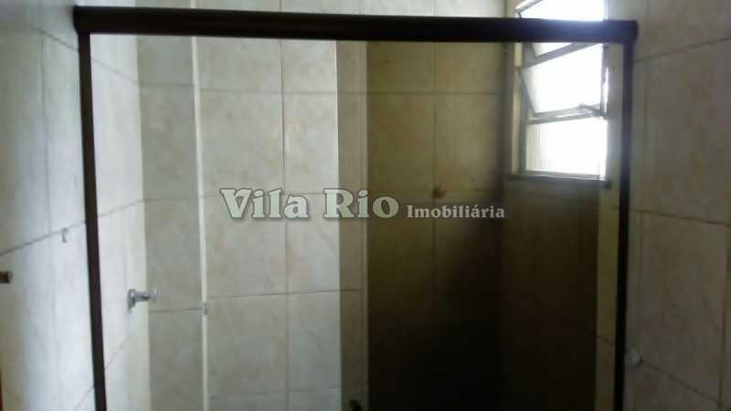 BANHEIRO - Casa 2 quartos para alugar Vista Alegre, Rio de Janeiro - R$ 1.200 - VCA20016 - 9