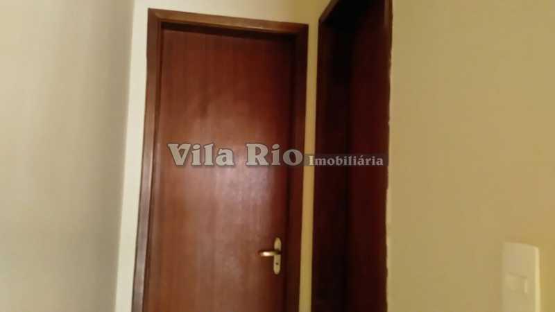 CIRCULAÇÃO - Casa 2 quartos para alugar Vista Alegre, Rio de Janeiro - R$ 1.200 - VCA20016 - 10