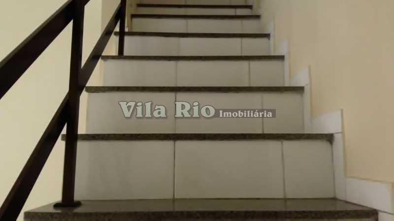 ESCADA 2 - Casa 2 quartos para alugar Vista Alegre, Rio de Janeiro - R$ 1.200 - VCA20016 - 11