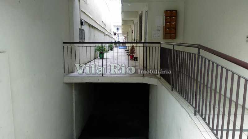 HALL - Casa 2 quartos para alugar Vista Alegre, Rio de Janeiro - R$ 1.200 - VCA20016 - 16