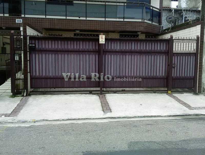 FACHADA - Casa 2 quartos para alugar Vista Alegre, Rio de Janeiro - R$ 1.200 - VCA20016 - 18