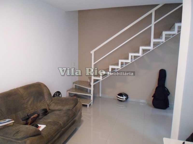 SALA 2 - Casa 2 quartos à venda Vila da Penha, Rio de Janeiro - R$ 450.000 - VCA20017 - 3