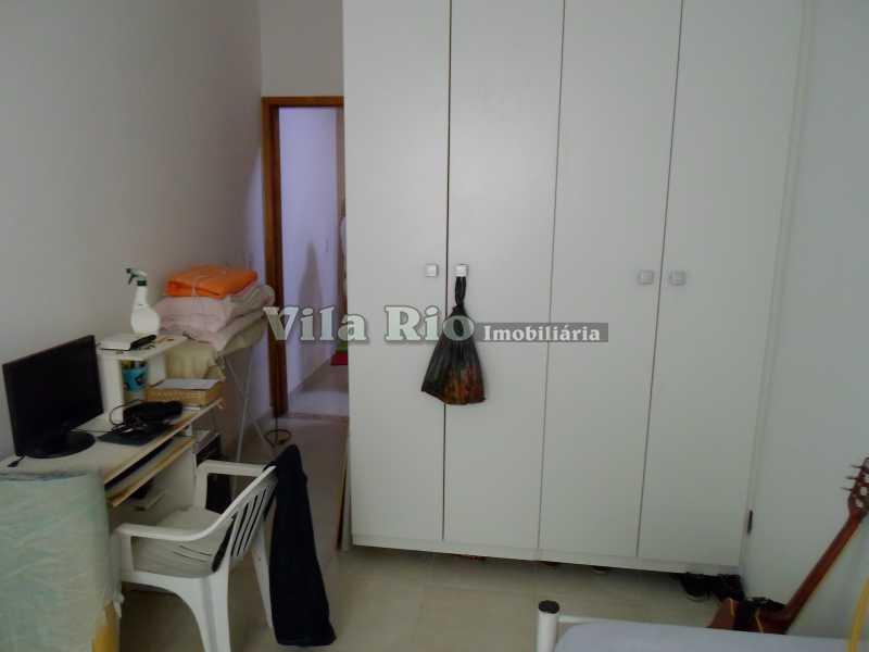 QUARTO1 1 - Casa 2 quartos à venda Vila da Penha, Rio de Janeiro - R$ 450.000 - VCA20017 - 5