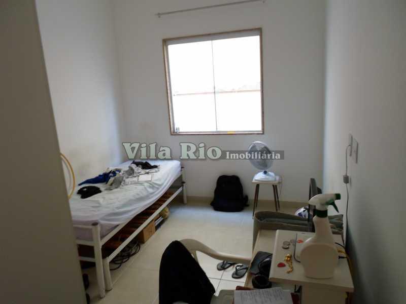 QUARTO1 2 - Casa 2 quartos à venda Vila da Penha, Rio de Janeiro - R$ 450.000 - VCA20017 - 6