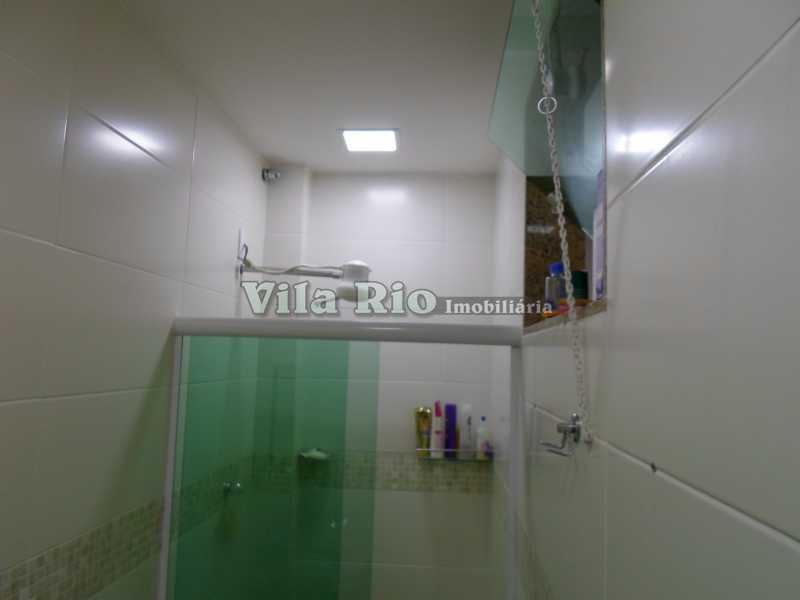 BANHEIRO 1 - Casa 2 quartos à venda Vila da Penha, Rio de Janeiro - R$ 450.000 - VCA20017 - 7