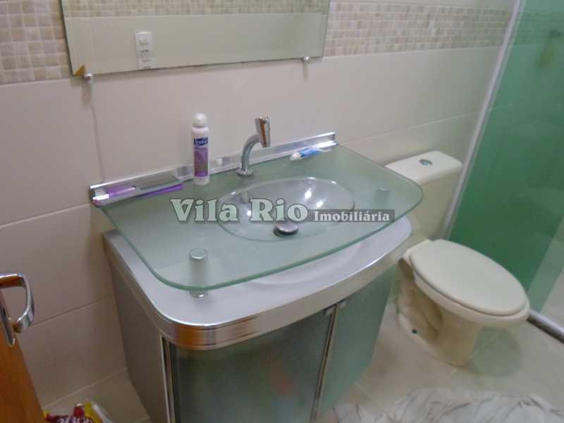 BANHEIRO 2 - Casa 2 quartos à venda Vila da Penha, Rio de Janeiro - R$ 450.000 - VCA20017 - 8