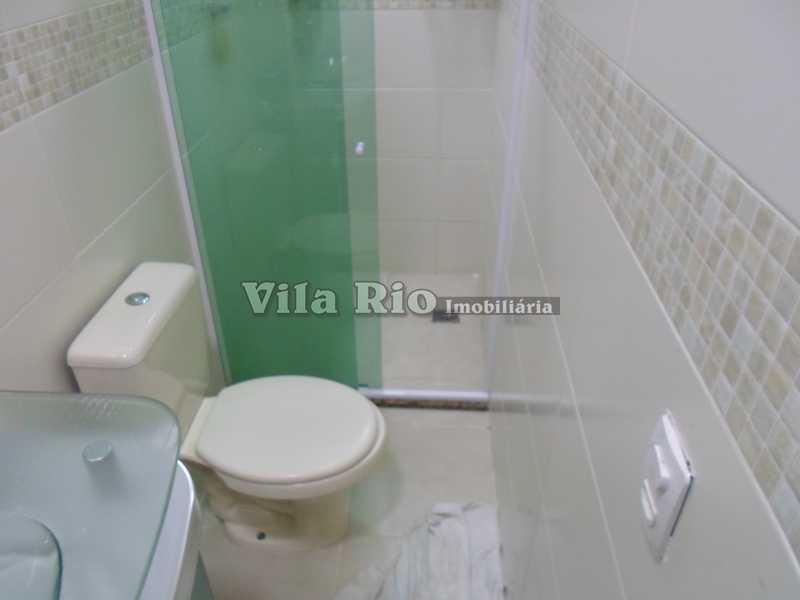 BANHEIRO 3 - Casa 2 quartos à venda Vila da Penha, Rio de Janeiro - R$ 450.000 - VCA20017 - 9