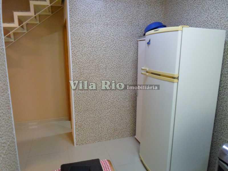 COZINHA 1 - Casa 2 quartos à venda Vila da Penha, Rio de Janeiro - R$ 450.000 - VCA20017 - 10