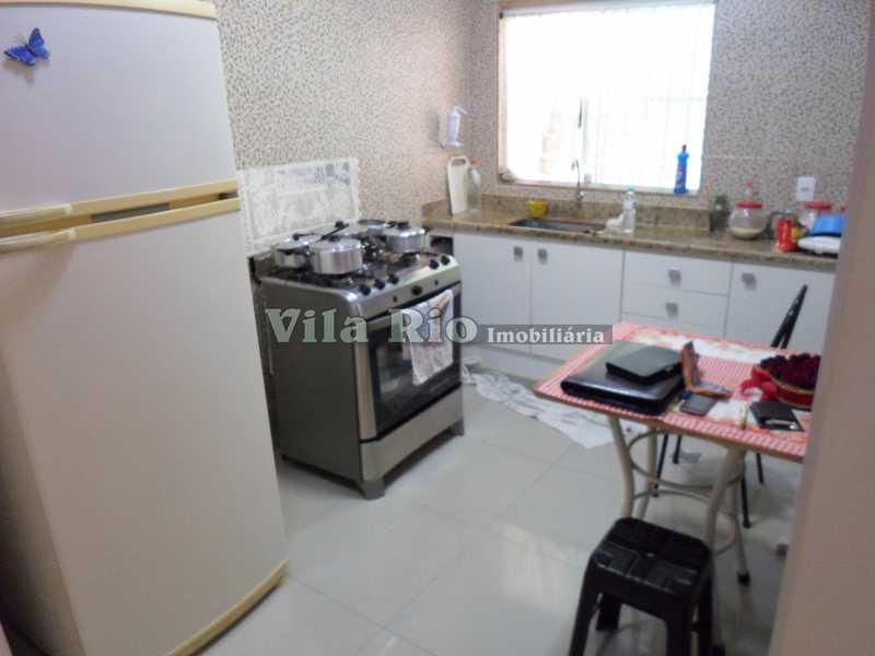 COZINHA 2 - Casa 2 quartos à venda Vila da Penha, Rio de Janeiro - R$ 450.000 - VCA20017 - 11