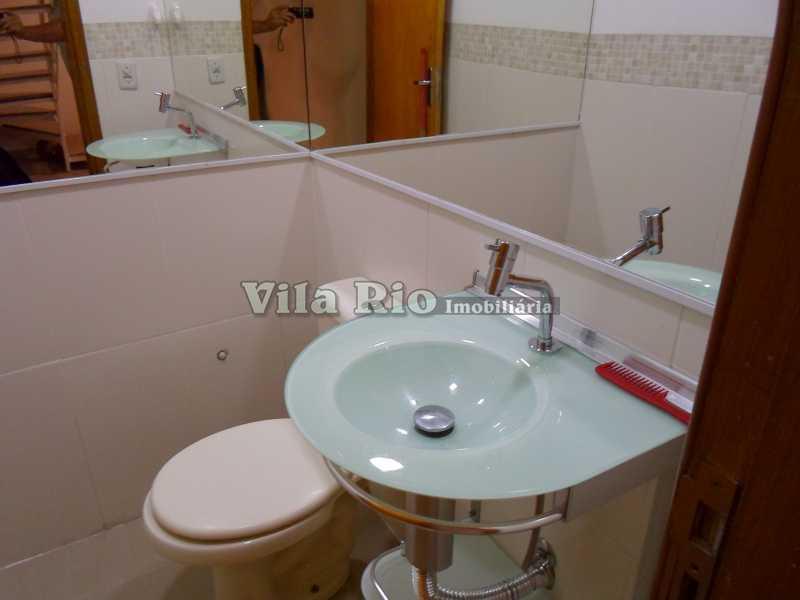 LAVABO 1 - Casa 2 quartos à venda Vila da Penha, Rio de Janeiro - R$ 450.000 - VCA20017 - 12