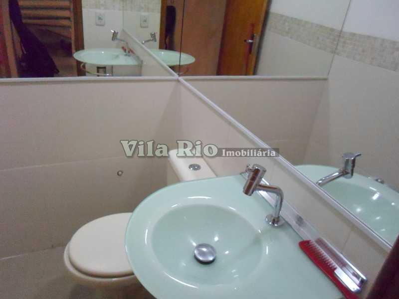 LAVABO 2 - Casa 2 quartos à venda Vila da Penha, Rio de Janeiro - R$ 450.000 - VCA20017 - 13