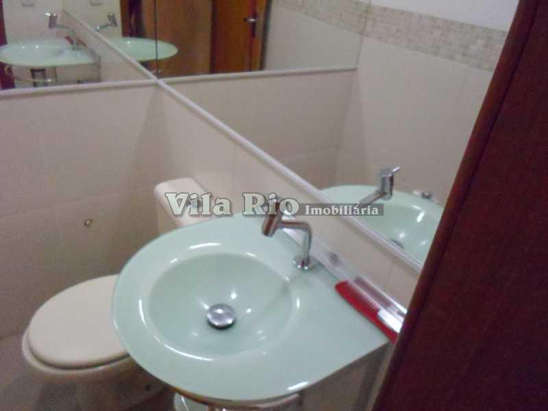 LAVABO 3 - Casa 2 quartos à venda Vila da Penha, Rio de Janeiro - R$ 450.000 - VCA20017 - 14