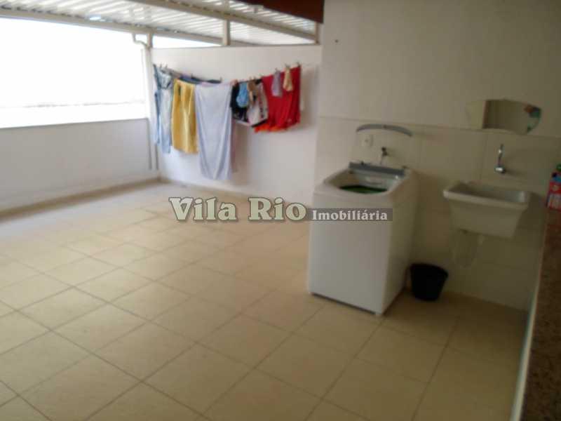 TERRAÇO 1 - Casa 2 quartos à venda Vila da Penha, Rio de Janeiro - R$ 450.000 - VCA20017 - 15