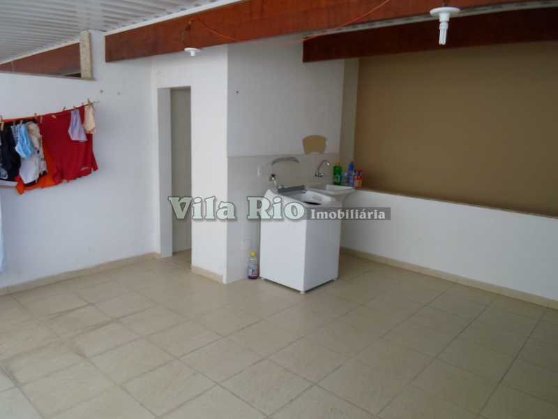 TERRAÇO 3 - Casa 2 quartos à venda Vila da Penha, Rio de Janeiro - R$ 450.000 - VCA20017 - 17