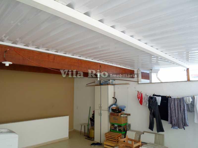 TERRAÇO - Casa 2 quartos à venda Vila da Penha, Rio de Janeiro - R$ 450.000 - VCA20017 - 19