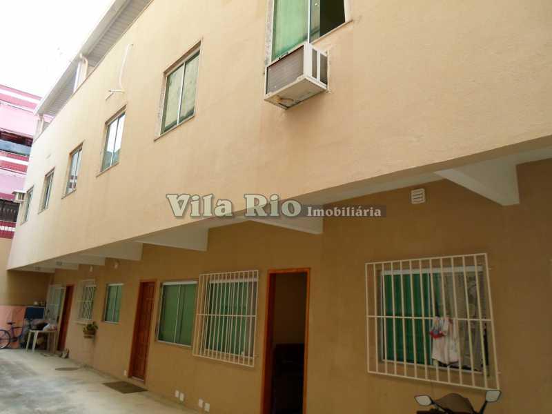 FACHADA - Casa 2 quartos à venda Vila da Penha, Rio de Janeiro - R$ 450.000 - VCA20017 - 24