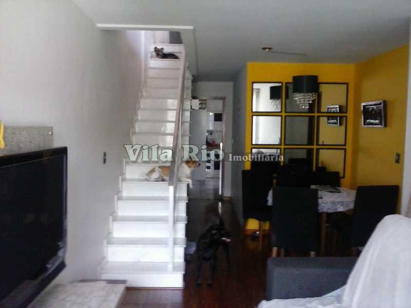 SALA - Cobertura 3 quartos à venda Olaria, Rio de Janeiro - R$ 370.000 - VCO30004 - 1