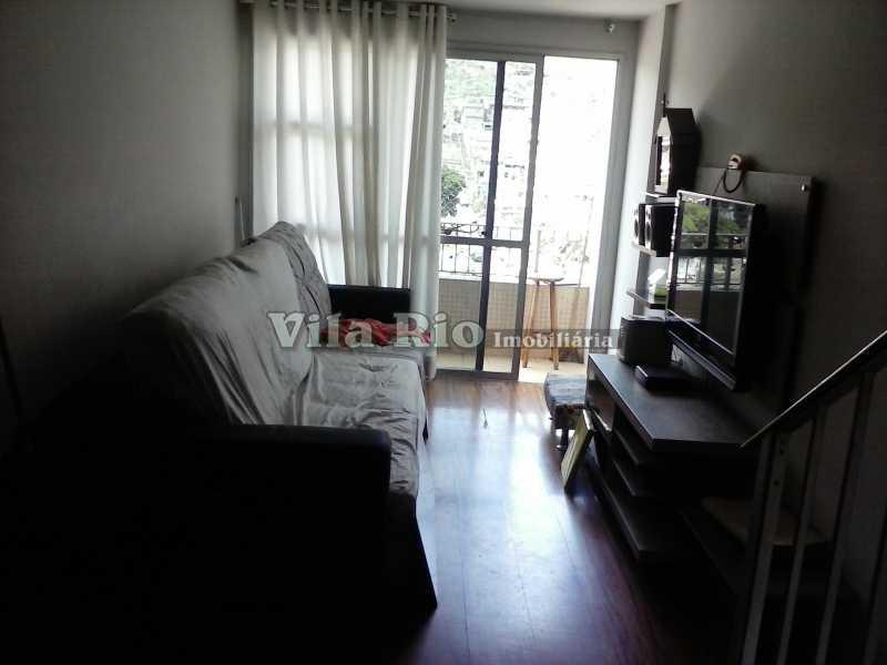 SALA1 - Cobertura 3 quartos à venda Olaria, Rio de Janeiro - R$ 370.000 - VCO30004 - 3