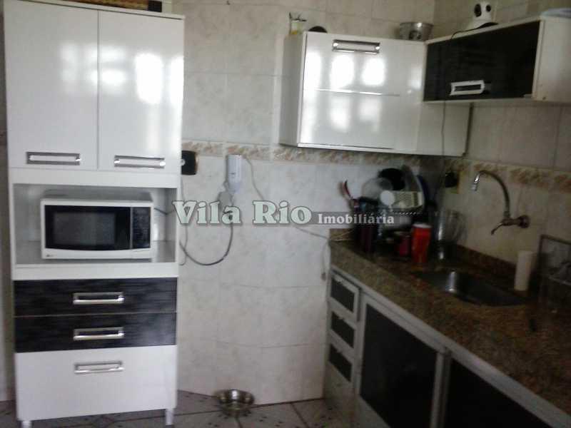 COZINHA - Cobertura 3 quartos à venda Olaria, Rio de Janeiro - R$ 370.000 - VCO30004 - 21