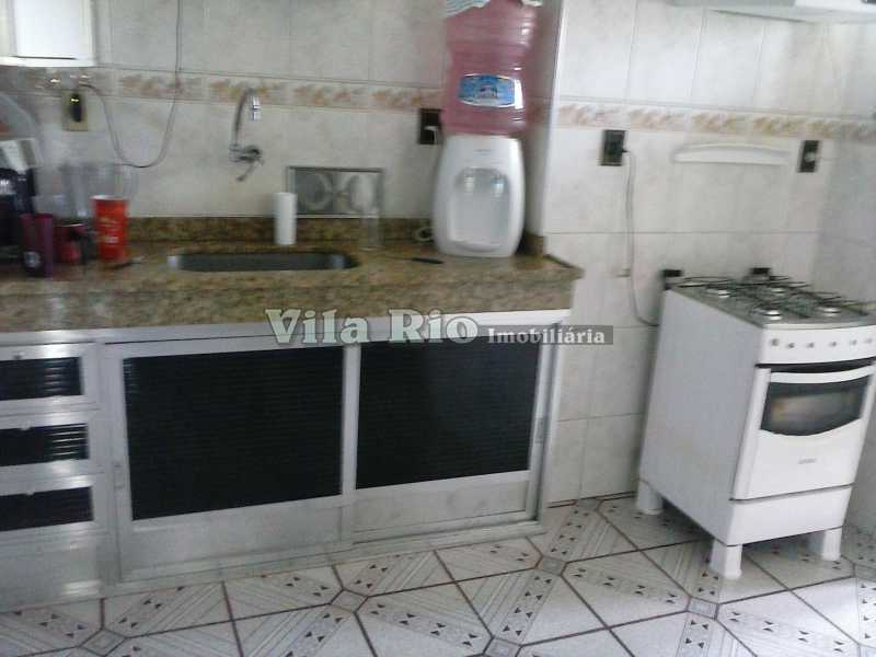 COZINHA1 - Cobertura 3 quartos à venda Olaria, Rio de Janeiro - R$ 370.000 - VCO30004 - 23