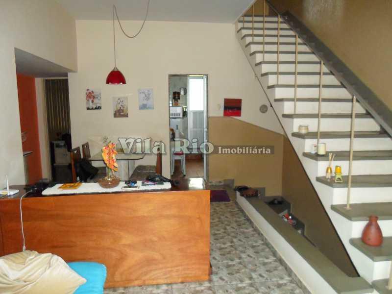 SALA 1 - Apartamento 3 quartos à venda Vista Alegre, Rio de Janeiro - R$ 560.000 - VAP30044 - 1