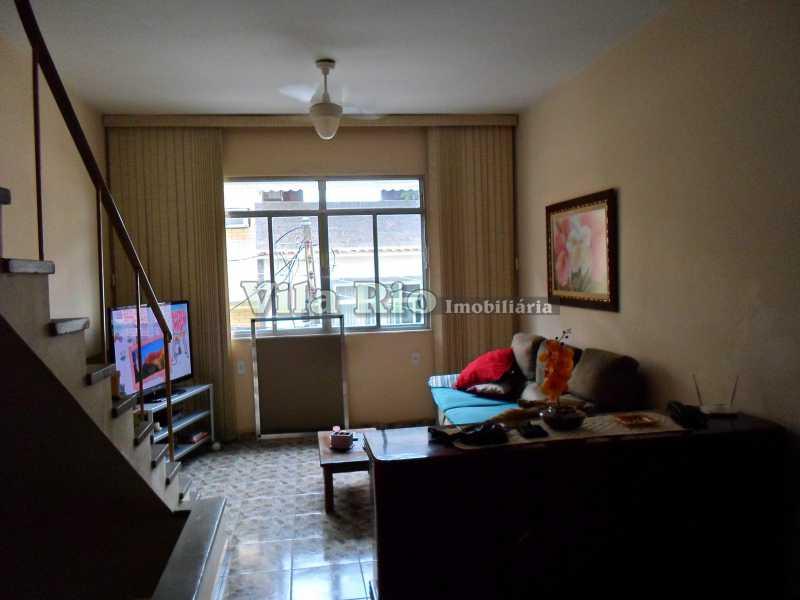 SALA 2 - Apartamento 3 quartos à venda Vista Alegre, Rio de Janeiro - R$ 560.000 - VAP30044 - 3