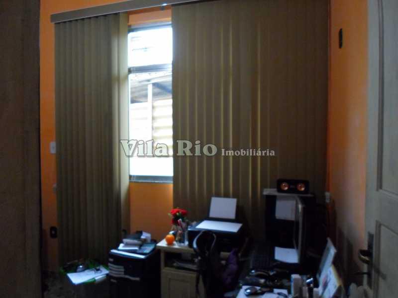 QUARTO1 5 - Apartamento 3 quartos à venda Vista Alegre, Rio de Janeiro - R$ 560.000 - VAP30044 - 9