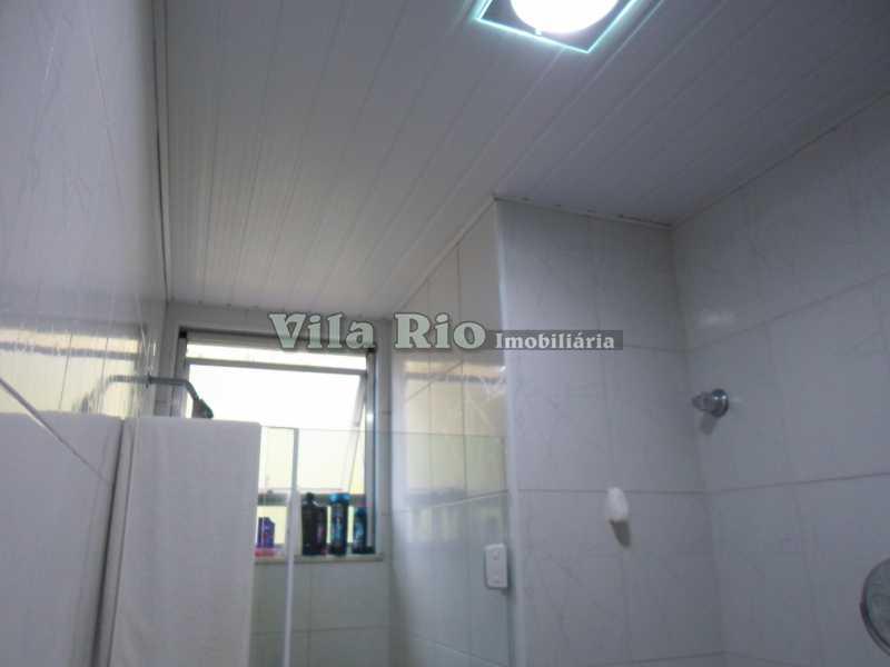 BANHEIRO 1 - Apartamento 3 quartos à venda Vista Alegre, Rio de Janeiro - R$ 560.000 - VAP30044 - 15