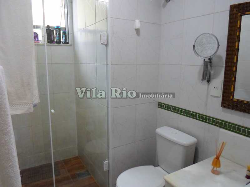 BANHEIRO 3 - Apartamento 3 quartos à venda Vista Alegre, Rio de Janeiro - R$ 560.000 - VAP30044 - 17