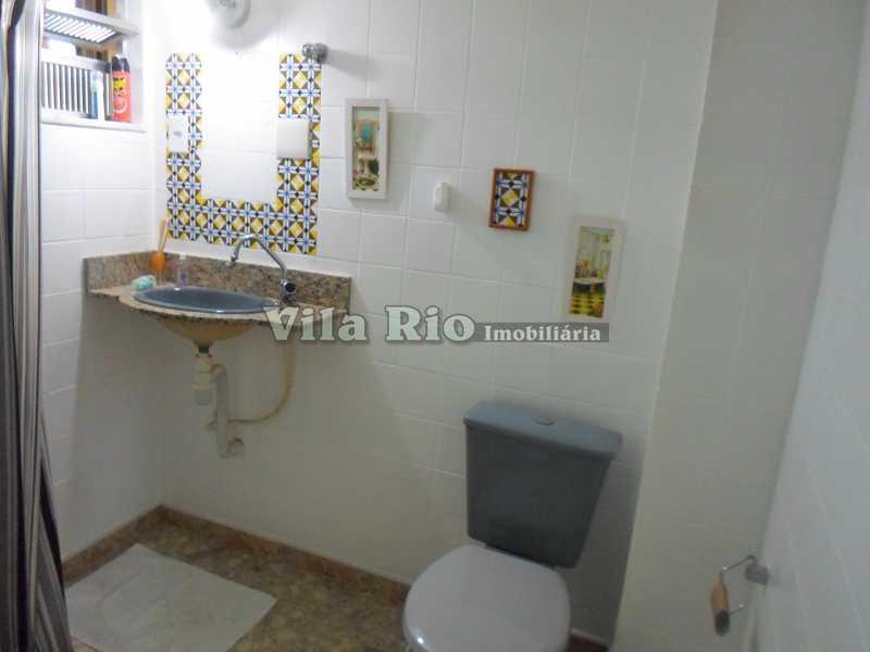 BANHEIRO 5 - Apartamento 3 quartos à venda Vista Alegre, Rio de Janeiro - R$ 560.000 - VAP30044 - 19