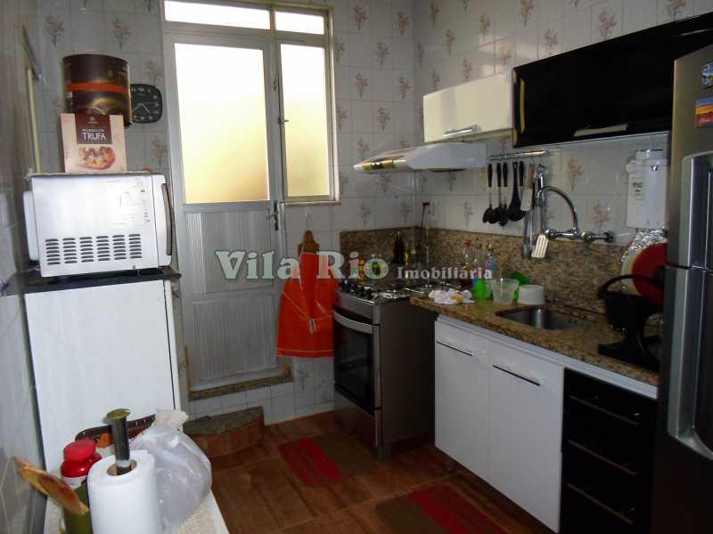 COZINHA 1 - Apartamento 3 quartos à venda Vista Alegre, Rio de Janeiro - R$ 560.000 - VAP30044 - 20