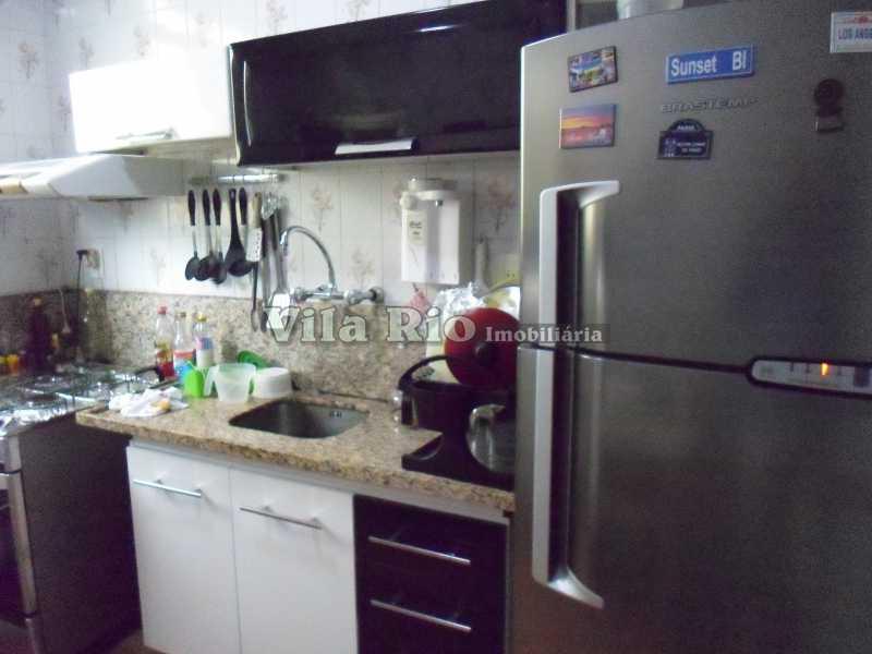 COZINHA 2 - Apartamento 3 quartos à venda Vista Alegre, Rio de Janeiro - R$ 560.000 - VAP30044 - 21
