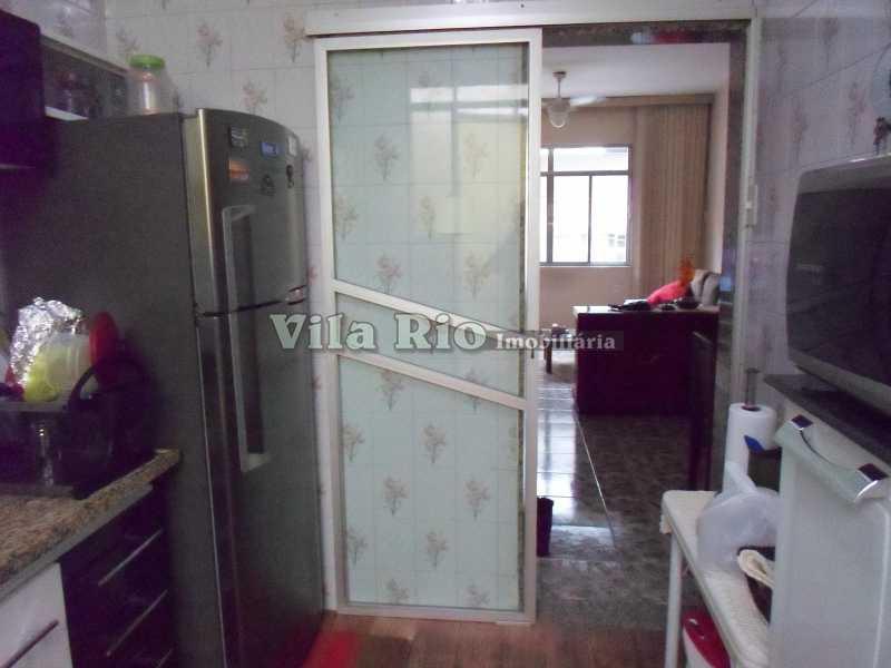 COZINHA 3 - Apartamento 3 quartos à venda Vista Alegre, Rio de Janeiro - R$ 560.000 - VAP30044 - 22