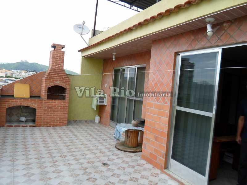 TERRAÇO 1 - Apartamento 3 quartos à venda Vista Alegre, Rio de Janeiro - R$ 560.000 - VAP30044 - 26