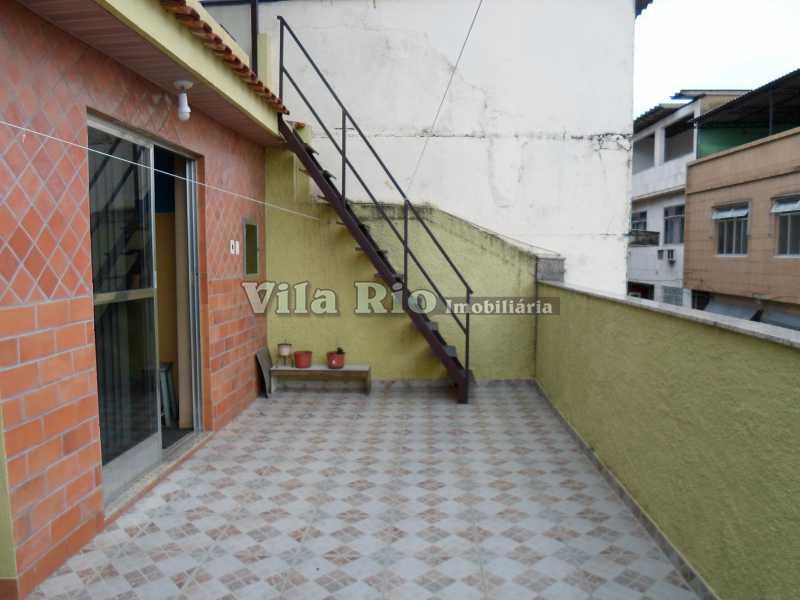 TERRAÇO 2 - Apartamento 3 quartos à venda Vista Alegre, Rio de Janeiro - R$ 560.000 - VAP30044 - 27