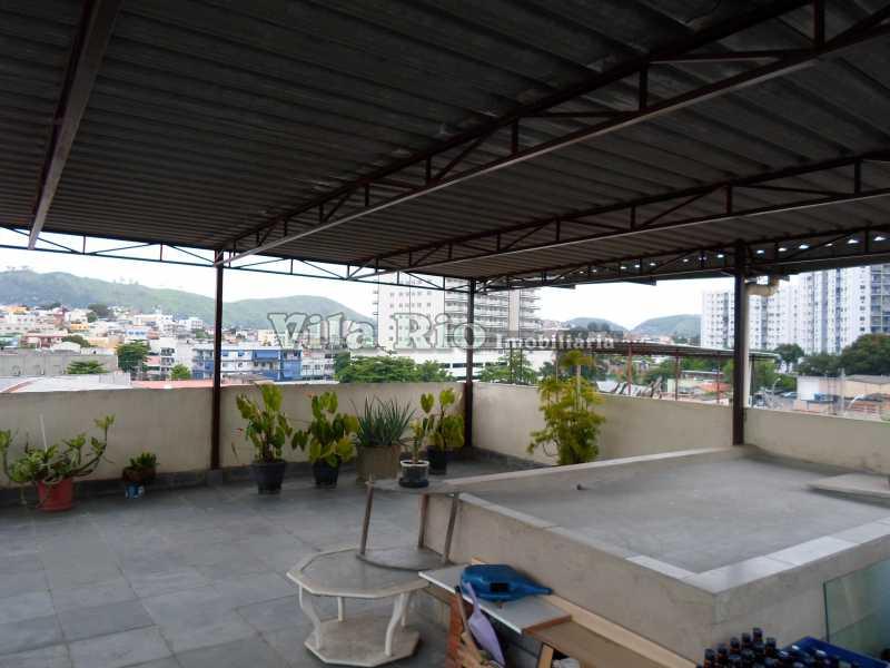 TERRAÇO - Apartamento 3 quartos à venda Vista Alegre, Rio de Janeiro - R$ 560.000 - VAP30044 - 29