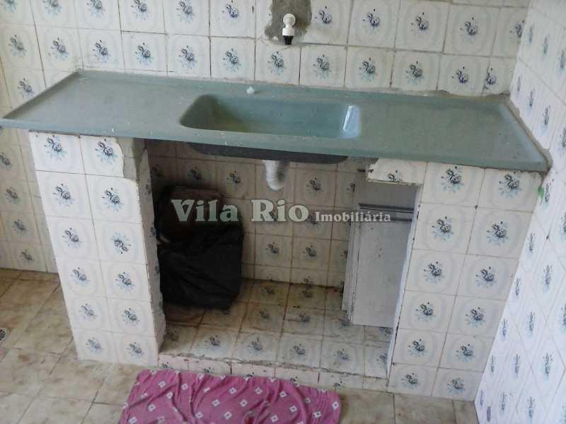 COZINHA 1 - Apartamento 2 quartos para venda e aluguel Braz de Pina, Rio de Janeiro - R$ 80.000 - VAP20158 - 17