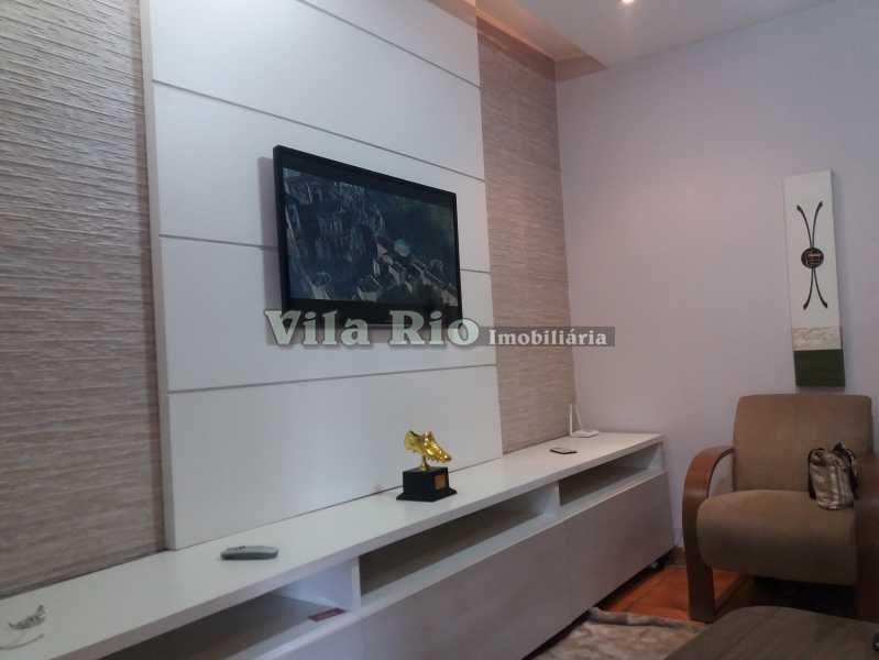 SALA - Apartamento 2 quartos à venda Jardim América, Rio de Janeiro - R$ 290.000 - VAP20165 - 1