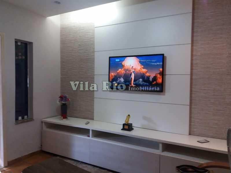 SALA1.2 - Apartamento 2 quartos à venda Jardim América, Rio de Janeiro - R$ 290.000 - VAP20165 - 4
