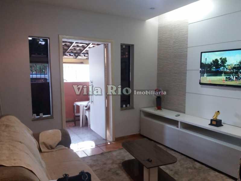 SALA1 - Apartamento 2 quartos à venda Jardim América, Rio de Janeiro - R$ 290.000 - VAP20165 - 5