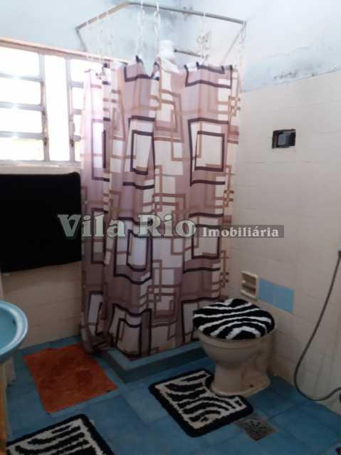 BANHEIRO - Apartamento 2 quartos à venda Jardim América, Rio de Janeiro - R$ 290.000 - VAP20165 - 11