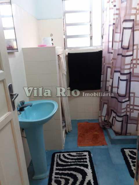 BANHEIRO1 - Apartamento 2 quartos à venda Jardim América, Rio de Janeiro - R$ 290.000 - VAP20165 - 12